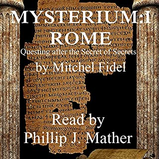 Mysterium I: Rome audiobook cover art