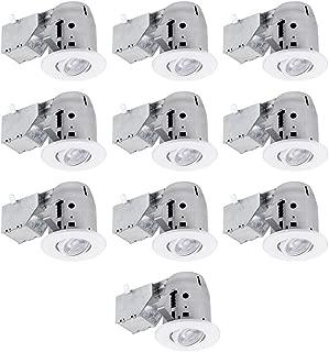 Globe Electric 90953 Recessed Lighting (10 Pack), 4