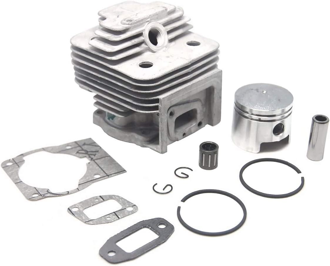 Cylinder Piston Kit With Gasket for Max Max 59% OFF 74% OFF 52cc BG520 4 1E44F-5 CG520