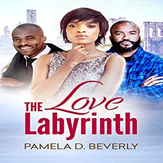 The Love Labyrinth audiobook cover art