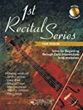 1st Recital Series for Violin Violon +CD