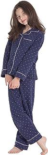دکمه PajamaGram Classic-Front PJs - دختران