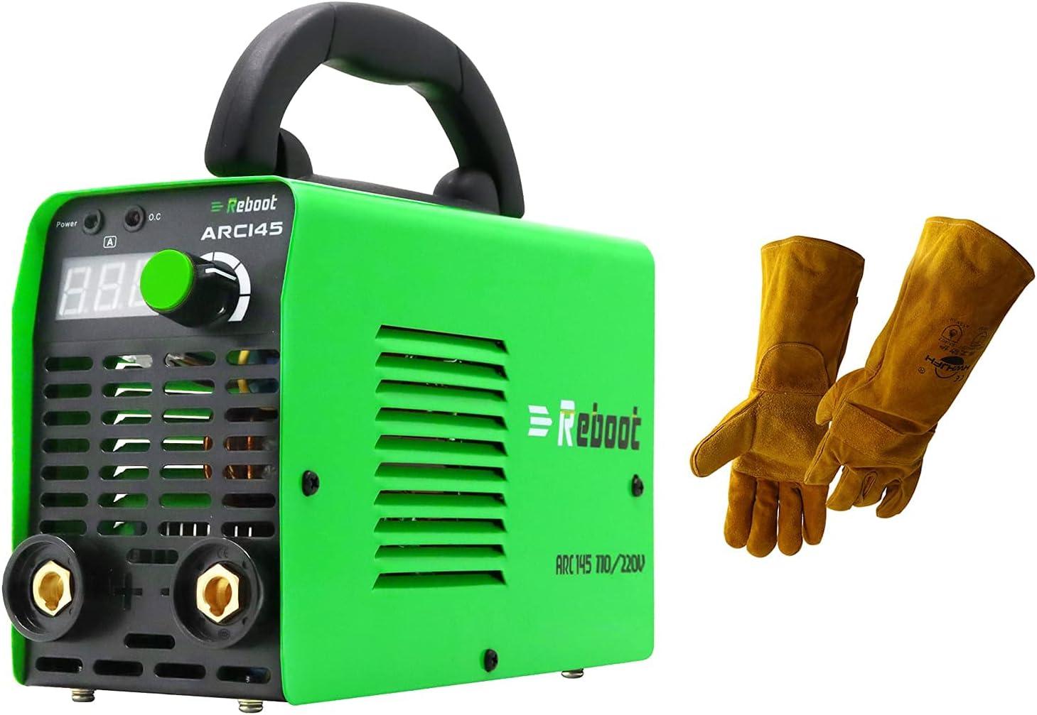 Stick Welder Machine IGBT Inverter ARC D Reboot Discount mail order ARC145 Direct store MMA