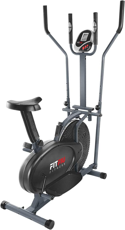 FITFIU Fitness BELI-120 - Bicicleta Elíptica