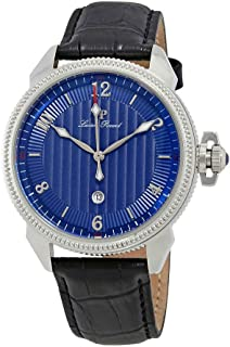 Lucien Piccard Men's LP-40053-03 Trevi Analog Display Watch with Black Band