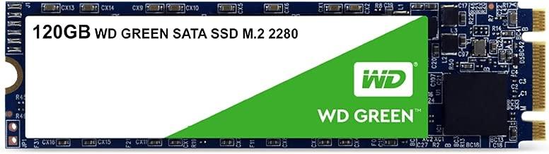 Western Digital WDS120G2G0B WD Green 120 GB Internal Solid State Drive - SATA - M.2 2280, 120GB