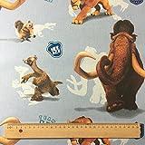 lizenziert von Fox–Ice Age Team in blau Premium Grade