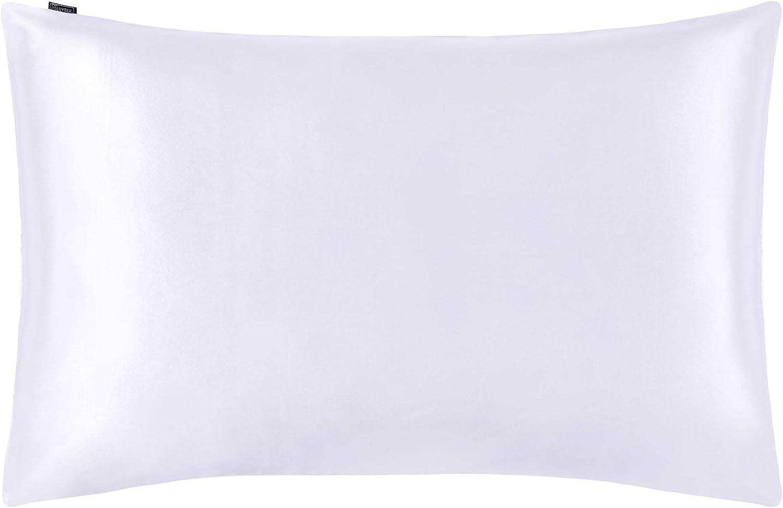 LilySilk 22 Momme Silk Pillowcase Soldering for 600 Pack Branded goods Skin and 2 Hair