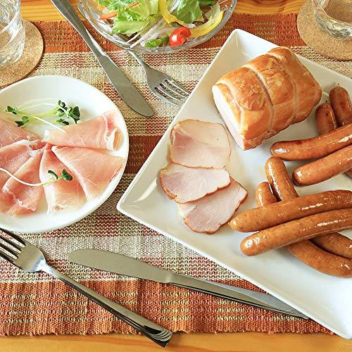 北海道 バルナバハム ロースハム 生ハム ウィンナー 肉 ギフト セット 北国からの贈り物