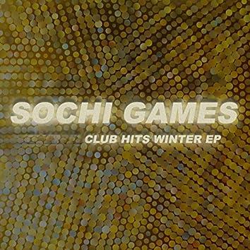 Sochi Games - Club Hits Winter EP