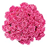 Flower Explosion Pink Roses - Farm Direct Delivery - 50 Fresh Cut Stems