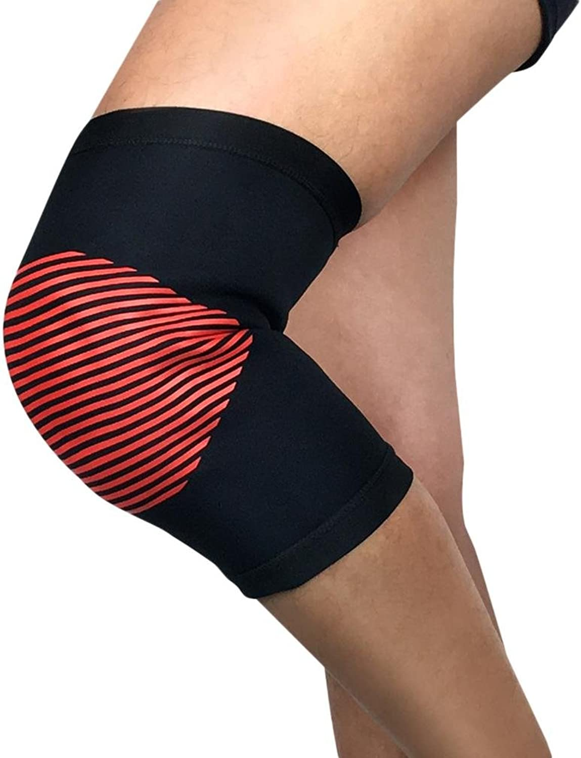 Basketball Sports knee pads Keep warm Predect the patella Mountaineering Football Weightlifting Predective gear (A pair)