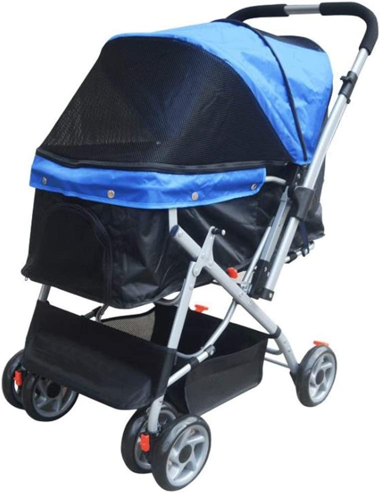 Pet stroller Travel Cheap mail order specialty store Stroller Selling Whee Trolley 4 Dog
