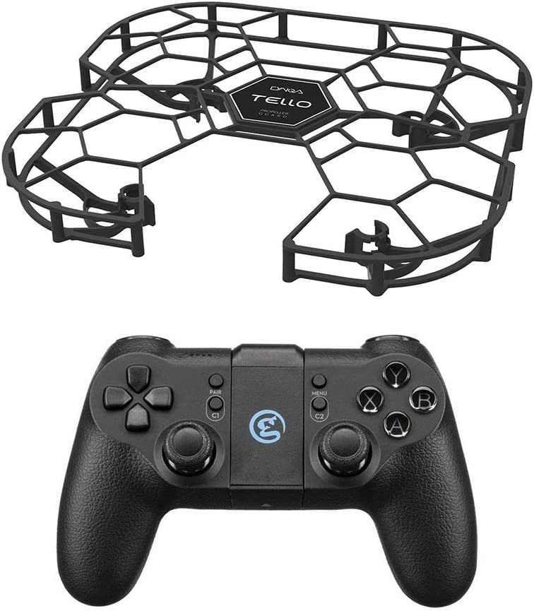 CYNOVA Full Propeller Guard T1d Controller Remote for Large special price !! Popular brand in the world Gamepad