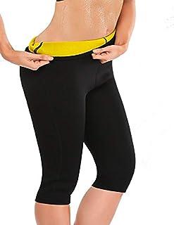 comprar comparacion Progoco - Pantalones de neopreno térmicos de adelgazamiento para mujer