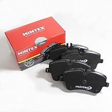 NEW MINTEX FRONT BRAKE PADS SET MDB3826 FREE ANTI-BRAKE SQUEAL GREASE