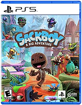 Sackboy: A Big Adventure for PS5 or PS4