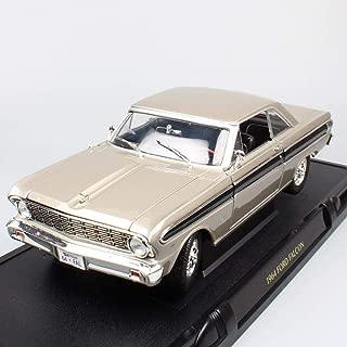QLRL Signature Classics 1:18 1964 Vintage Car Metal Die-Casting Scale Model Car Vehicle Miniatura Regalo para niños
