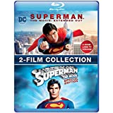 Superman The Movie: Extended Cut & Special Edition 2-Film Collection [Blu-ray]