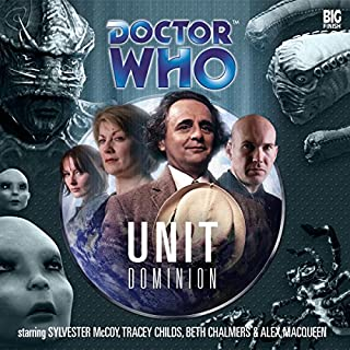 Doctor Who - UNIT Dominion Titelbild