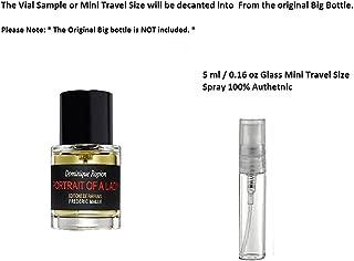 FREDERIC MALLE Portrait of a Lady EDP 100% Authentic 5 ml / 0.16 oz spray Mini Travel Size