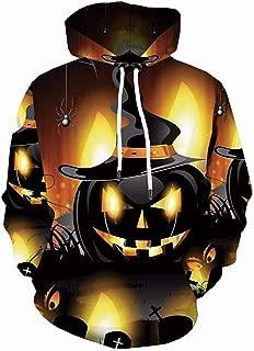 DBSCD Fashion Clothing,Men's Hoodie Autumn Fashion 3D Printing Hooded Loose Long Sleeve Top Sweatshirt (Yellow,S,M,L,XL,XXL,XXXL,XXXXL,XXXXXL,XXXXXXL)