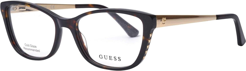 c1f177f9b3 Eyeglasses Guess GU 2721 052 dark havana havana havana 1dbdf5 - rkdb ...