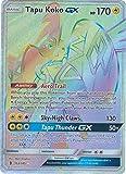 Tapu Koko-GX - 153/145 - Secret Rare - Sun & Moon: Guardians Rising