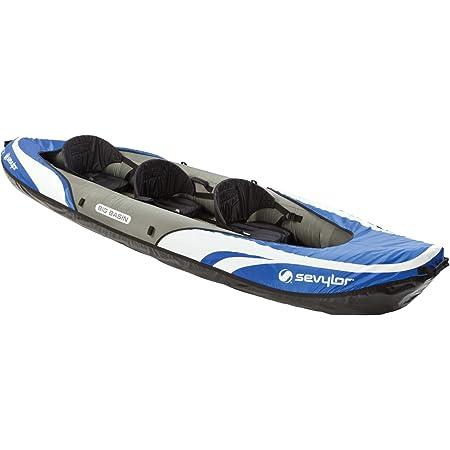 Coleman 2000014131 Kayak Big Basin 3P C001