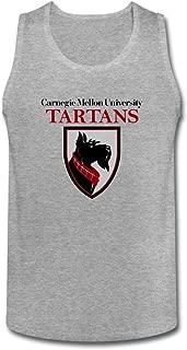 Dotion Men's Carnegie Mellon University Waistcoat T Shirt