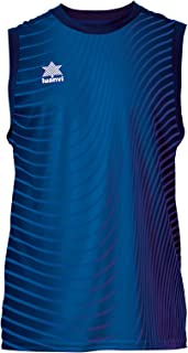 Unisex Adulto Luanvi 07236/_0203 Camiseta de Tirantes Deportiva de Baloncesto
