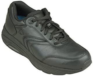 Instride Newport Men's Comfort Therapeutic Extra Depth Walking Shoe: Black 13.0 Wide (2E) Lace