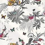 Arthouse, Mystical Forest White Multi...