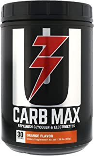 Universal Nutrition Carb Max, Orange, 1.39 Pound