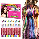 Hair Chalk, Temporary Hair Chalk Pens, Hair Chalk...
