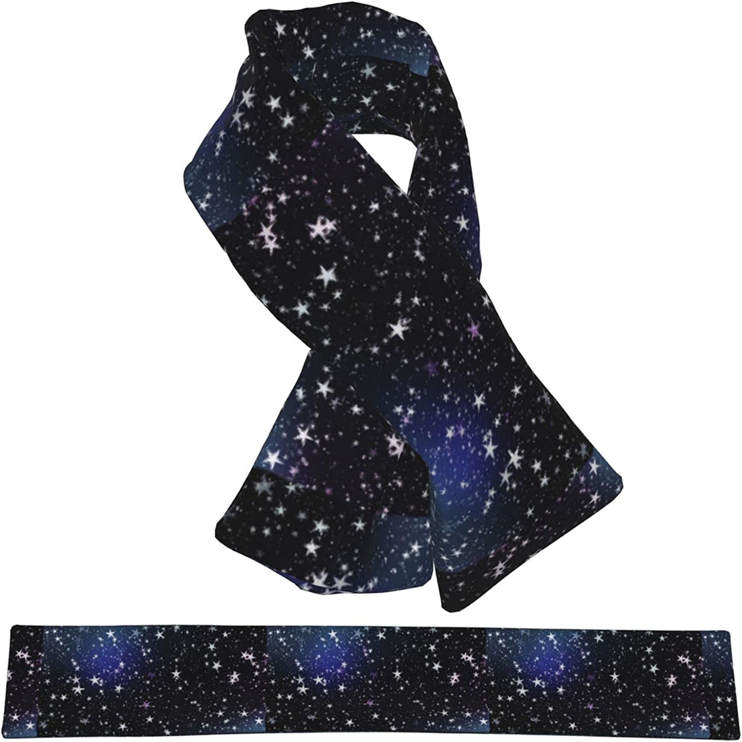 Ranking TOP10 Stars Plush Scarf Double-Sided Warm quality assurance Children'S Sca