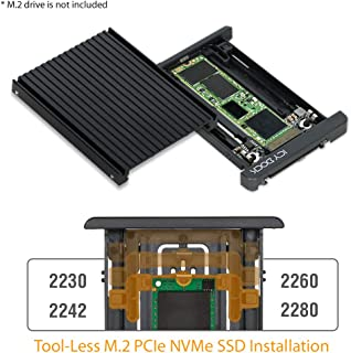 ICY DOCK (TOOL-LESS) M.2 PCIe NVMe SSD to 2.5
