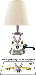 Bugs Bunny Lamp with Shade, Looney Tunes