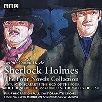 Sherlock Holmes: Four Novels (BBC Audio)