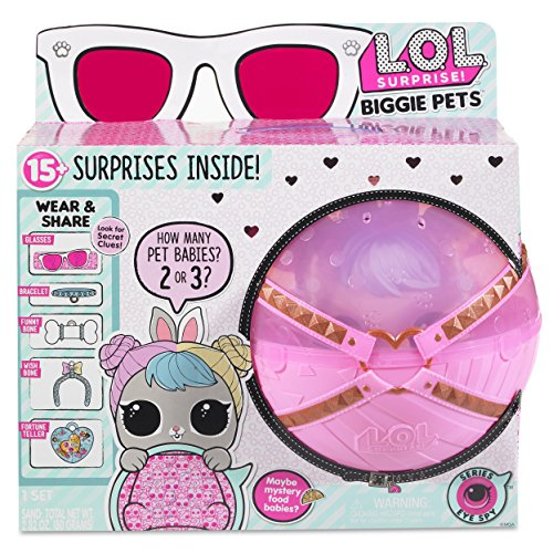L.O.L. Surprise! Biggie Pet- Hop Hop
