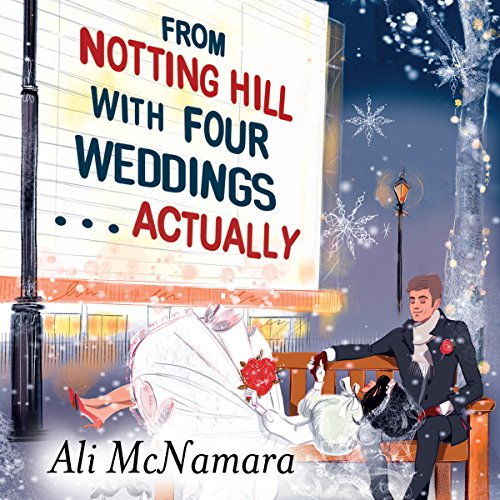 From Notting Hill with Four Weddings...Actually cover art