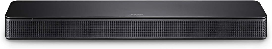 Bose TV Speaker テレビスピーカー Bluetooth 接続 59.4 cm (W) x 5.6 cm (H) x 10.2 cm (D) 2.0 kg ブラック