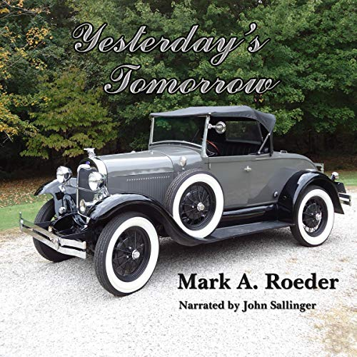 Yesterday's Tomorrow cover art