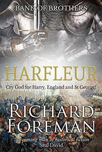 Band of Brothers: Harfleur (English Edition)
