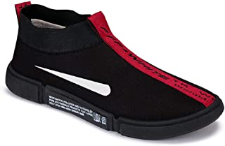 Shoefly-9160 Black Exclusive Range of Sports Running Shoes for Men