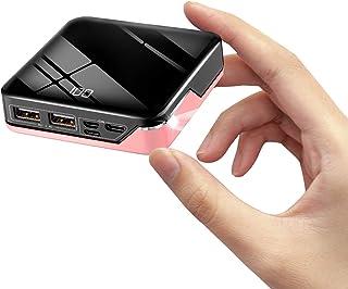 モバイルバッテリー 10000 (10000mAh 最小最軽量 大容量 LEDライト付き)【PSE認証済】 iPhone&Android対応