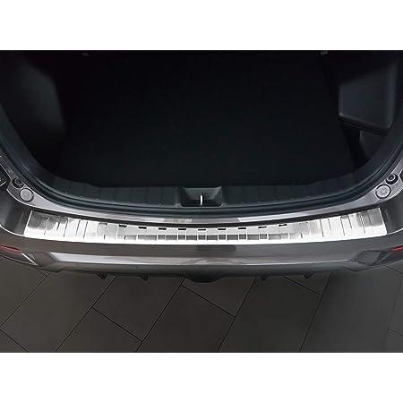 Ladekantenschutz Fahrzeugspezifische Passform Sto/ßstangenschutz aus V2A Edelstahl