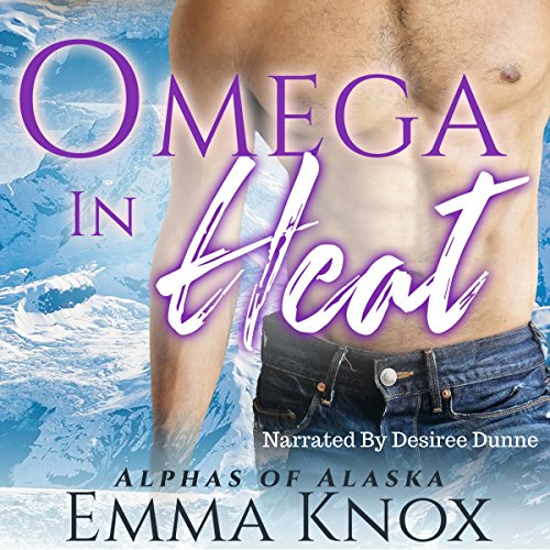 Omega in Heat audiobook cover art