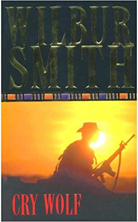 Cry Wolf by Wilbur Smith - Paperback