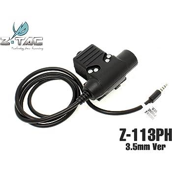 ZTACTICAL NEXUS U94タイプ PTTスイッチ 3.5mmコネクター